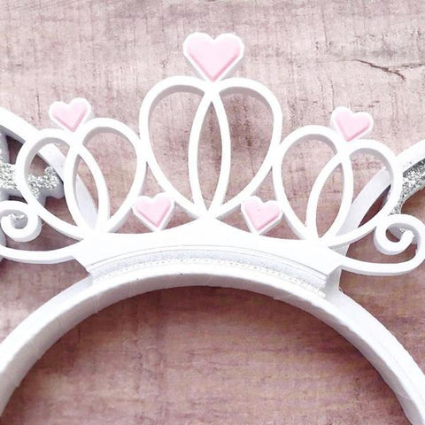 Interchangeable Bridal Crown