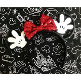 Mr. Mouse Gloves Ears