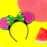 Watermelon Mickey Ears
