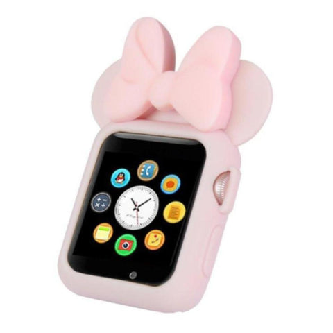 Lady Mouse iWatch Cover