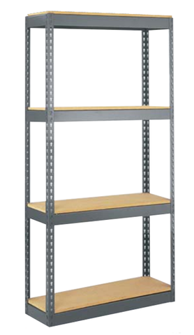 Spacemaster Rivet-Rack is Best Suited for Light and Medium Applications