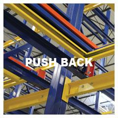 Push Back Racks