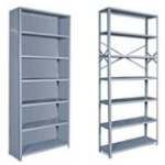 Steel Shelving (All Types)