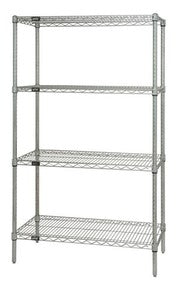 "74"" Wire Shelving"
