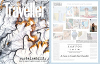 Condé Nast Traveller Sustainability Issue March 2021