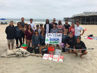 Summer Kickoff Beach Cleanup