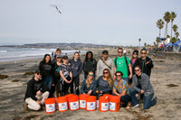 Small Business Saturday Beach Cleanup
