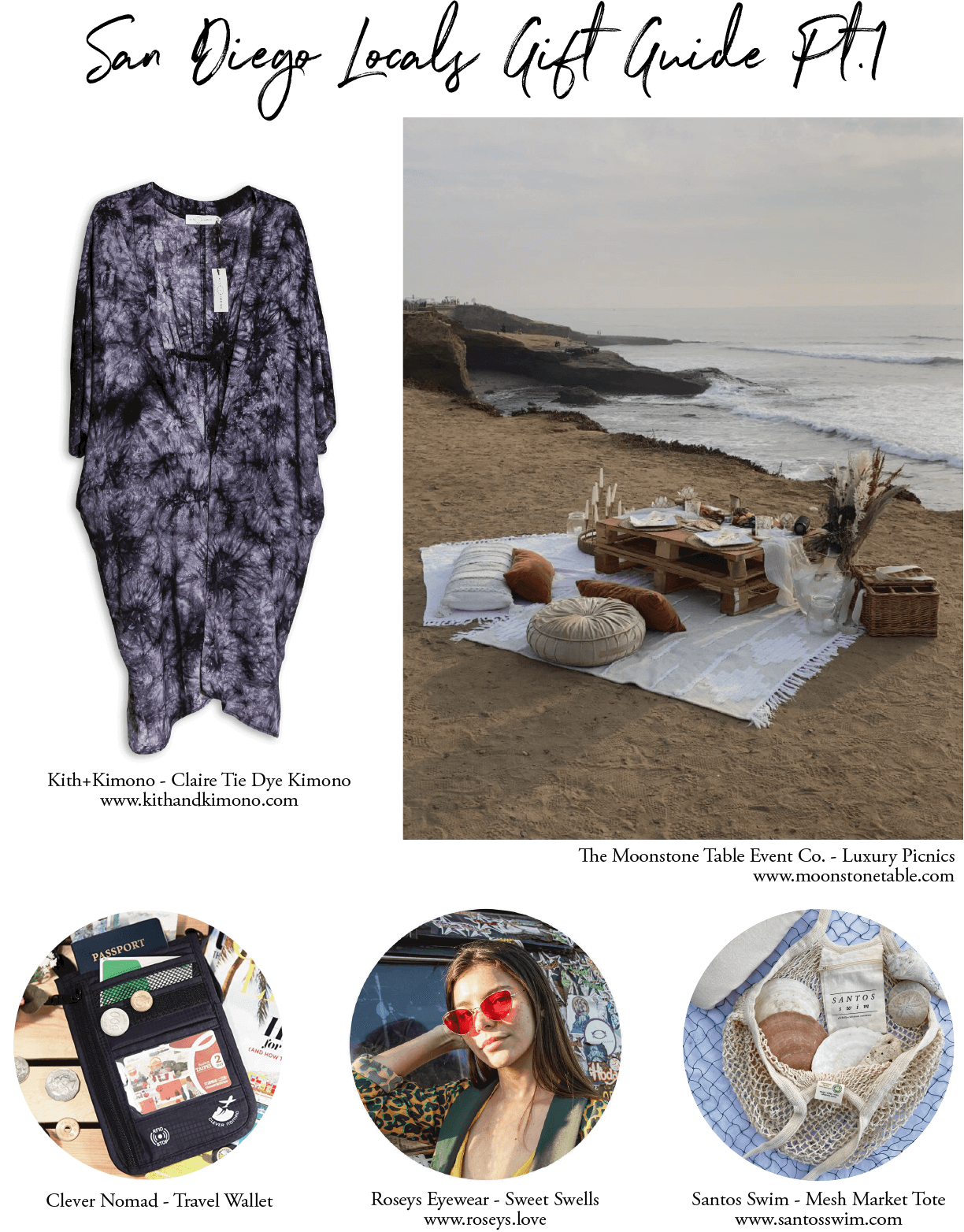 San Diego Locals Gift Guide 2020