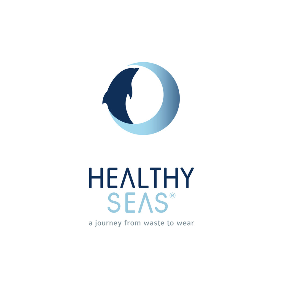 Healthy Seas A Journey From Waste To Wear Logo