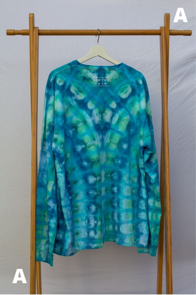 XL Live Consciously Tie-Dye Long Sleeve