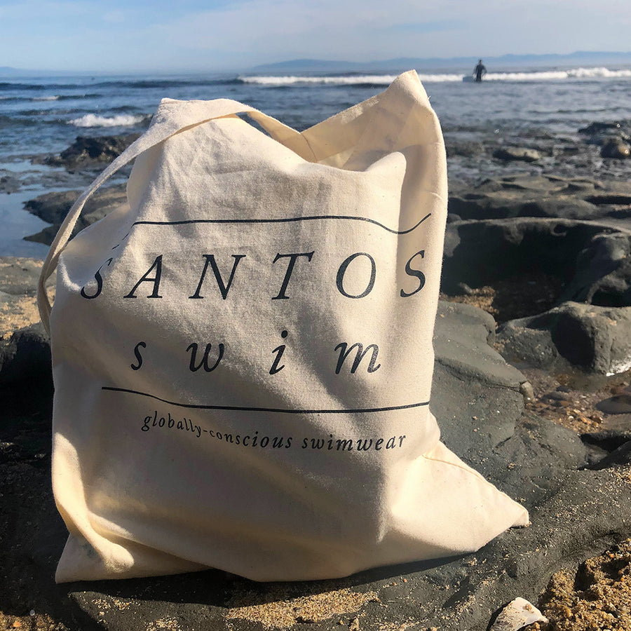 Santos Swim Organic Cotton Tote