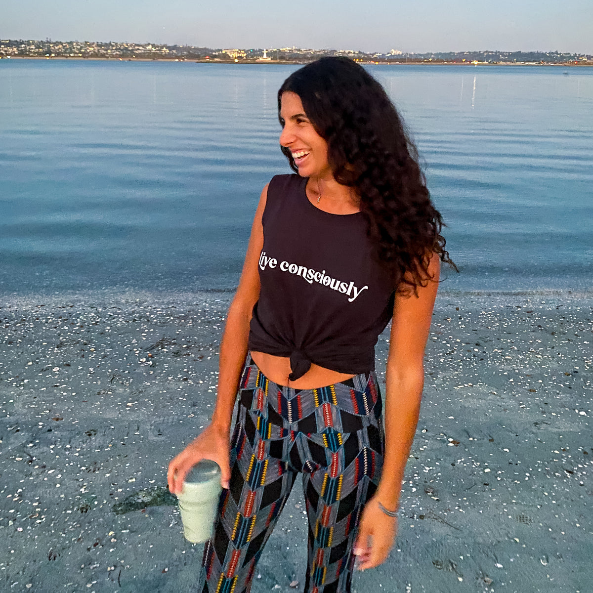 Live Consciously Women's Tank
