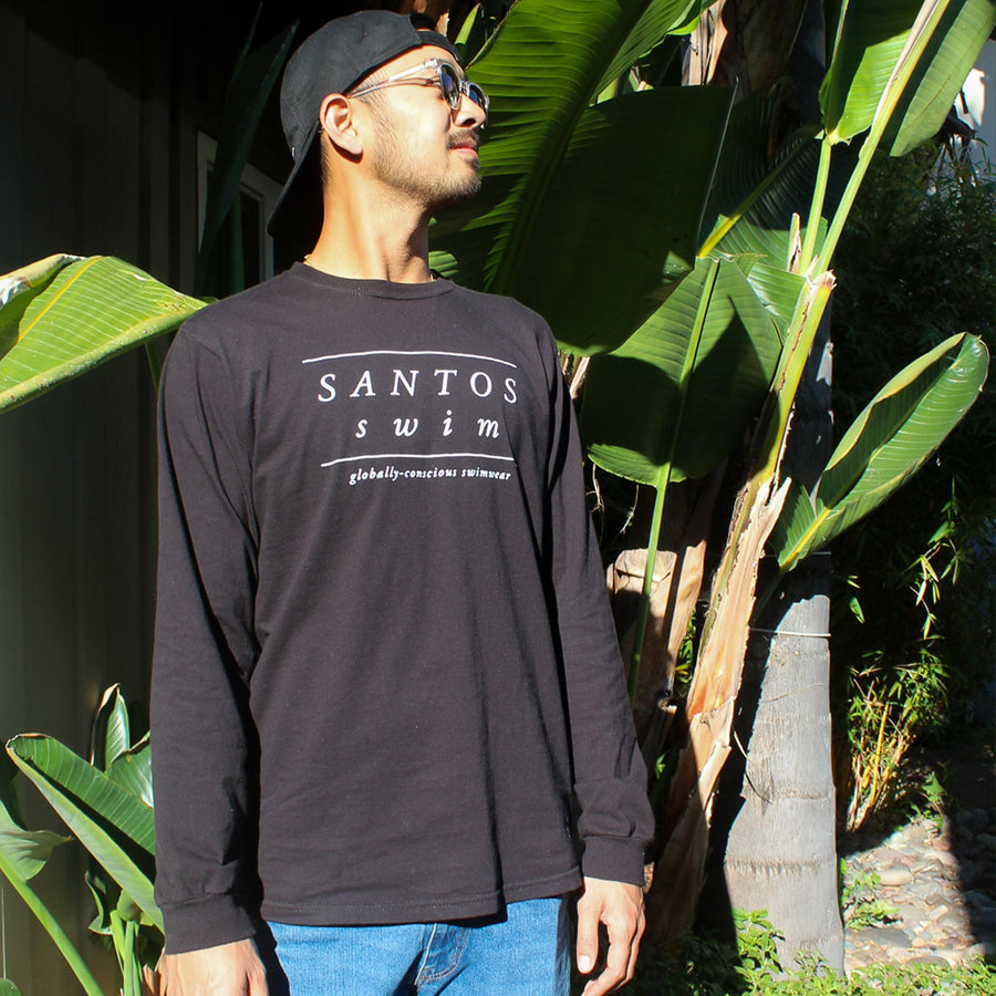 Santos Swim Men's Classic Long Sleeve