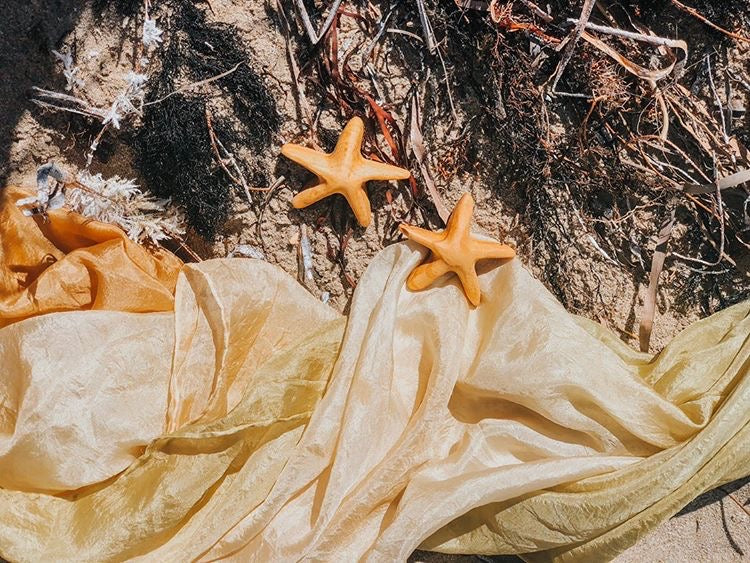 Wooden Starfish