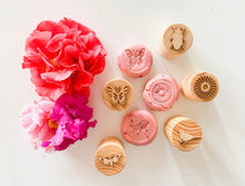 Load image into Gallery viewer, Garden Playdough Stamps