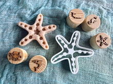 Load image into Gallery viewer, Starfish Bio Cutter