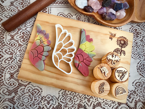 Fairy Wing Dough Cutter