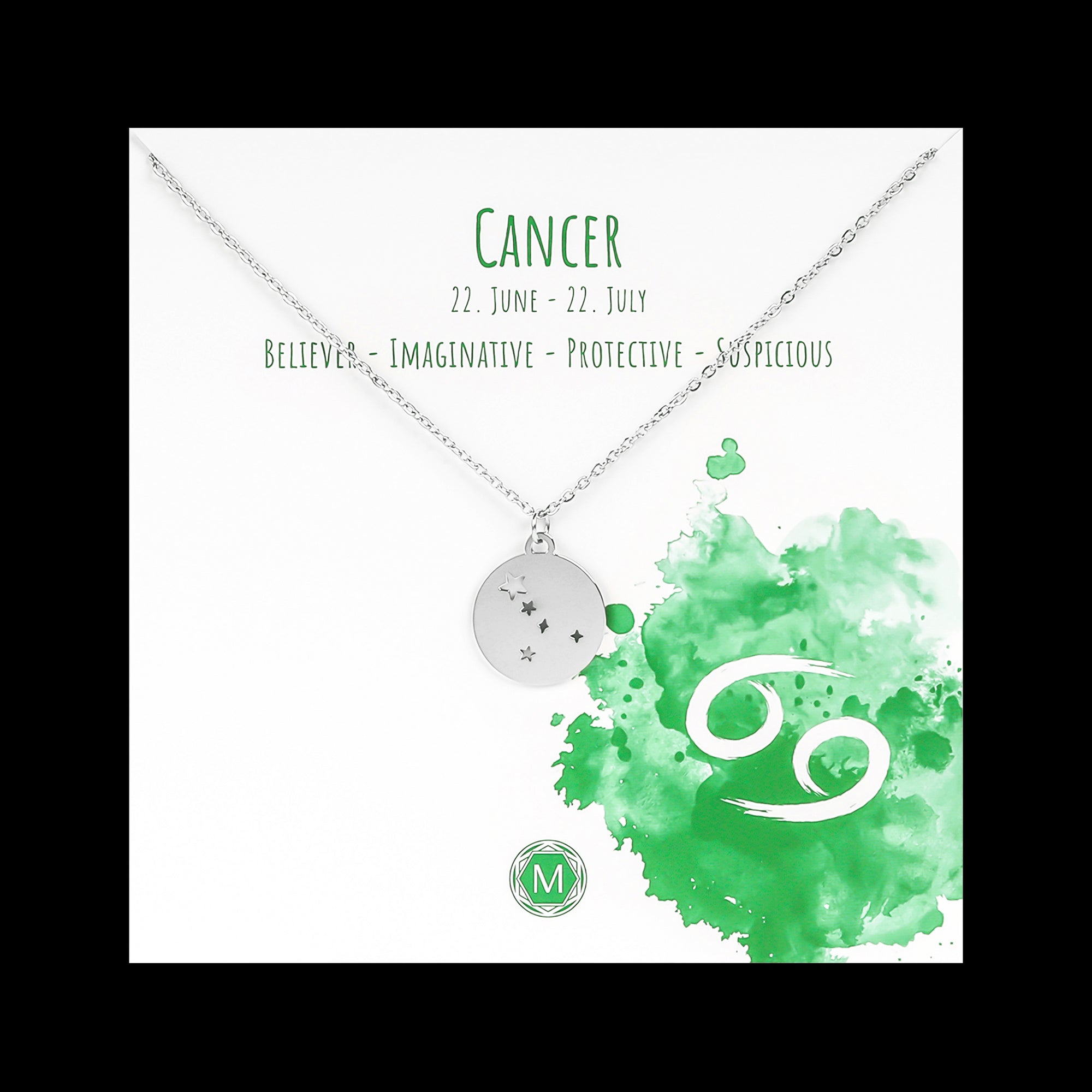 Cancer / Cancero Collana
