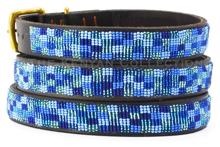 """Moonbeam"" Belt Wide Width - Horse Country Trading Company"