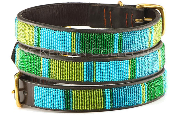 """Lagoon"" Belt Wide Width - Horse Country Trading Company"