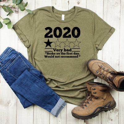 2020 One Star Review Graphic Tee - Horse Country Trading Company