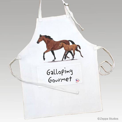 Mare & Foal Apron - Horse Country Trading Company