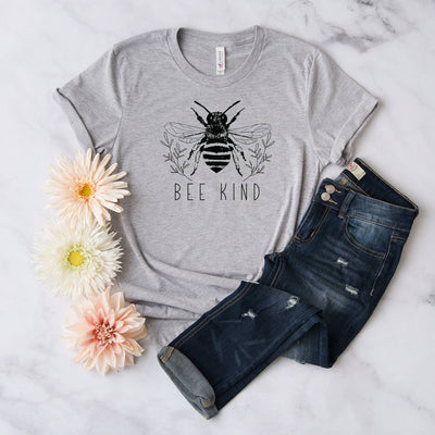 Bee Kind Graphic Tee - Horse Country Trading Company