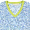 Sanibel Peri V-Neck Tunic - Horse Country Trading Company