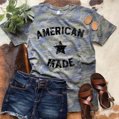 American Made Graphic Tee - Horse Country Trading Company