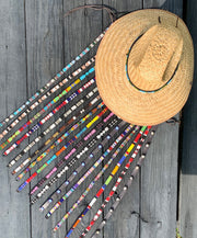 The Kenyan Collection Hatbands - Hat INCLUDED - Horse Country Trading Company