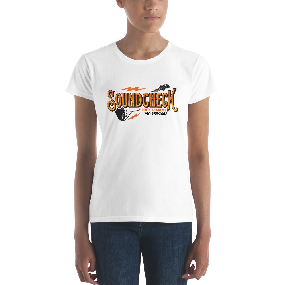 Soundcheck Rock Academy Female short sleeve t-shirt