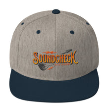 Load image into Gallery viewer, Soundcheckn Snapback Hat