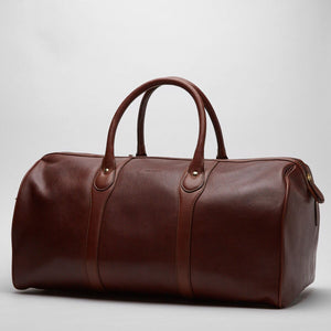 Weekend Bag | Como | Chestnut - STOCKHOLM