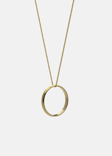Necklace | The Icon Series | Gold | Medium - STOCKHOLM