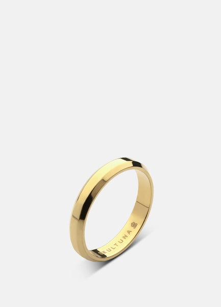 Ring | The Icon | Gold - STOCKHOLM