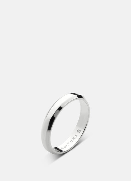 Ring | The Icon | Steel - STOCKHOLM