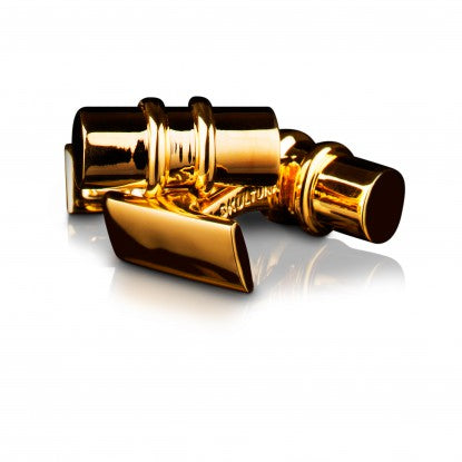 Cufflinks | Black Tie Collection | Gold Bar - STOCKHOLM