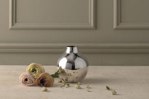 Vase | Boule | Silver | Extra Small - STOCKHOLM