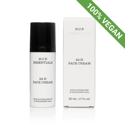 24 H Face Cream | 50 ml | with Clotholine® & Hyaluronic Acid