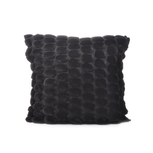 Egg Collection | Black l Cushion Cover | Velvet