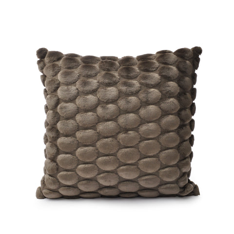 Egg Collection | Grey Cushion Cover | Velvet