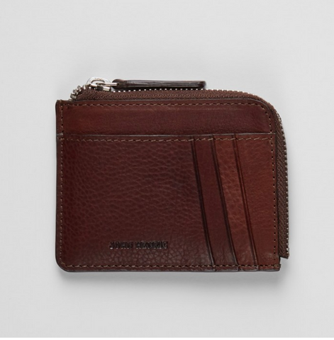 Cardholder | Nicola | Chestnut Leather - STOCKHOLM