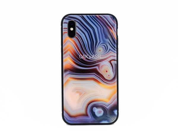 The Phone Case - Agate (iPhone X/XS) - STOCKHOLM