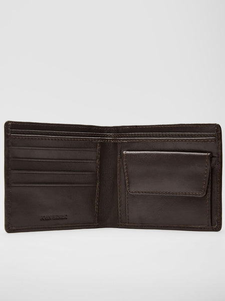 Wallet | Antone | Brown Leather