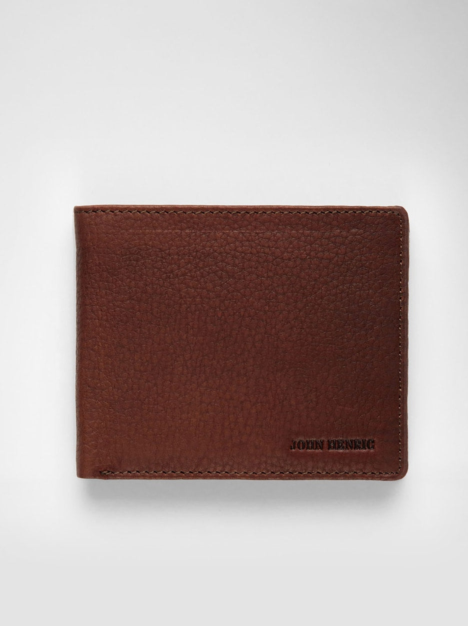 Wallet | Antone | Chestnut Leather