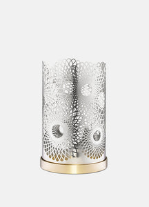Candle Holder | Lara Bohinc | Silver | Feather - STOCKHOLM