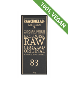 Raw chocolate | Original 83 - STOCKHOLM