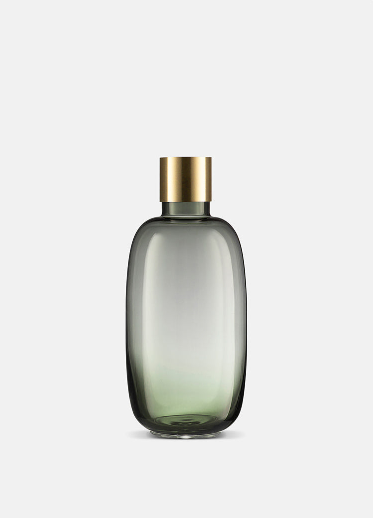 Vase | Damejeanne | Small Green - STOCKHOLM