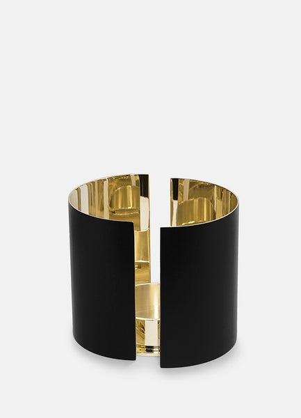 Candle Holder | Infinity | Black | Large - STOCKHOLM