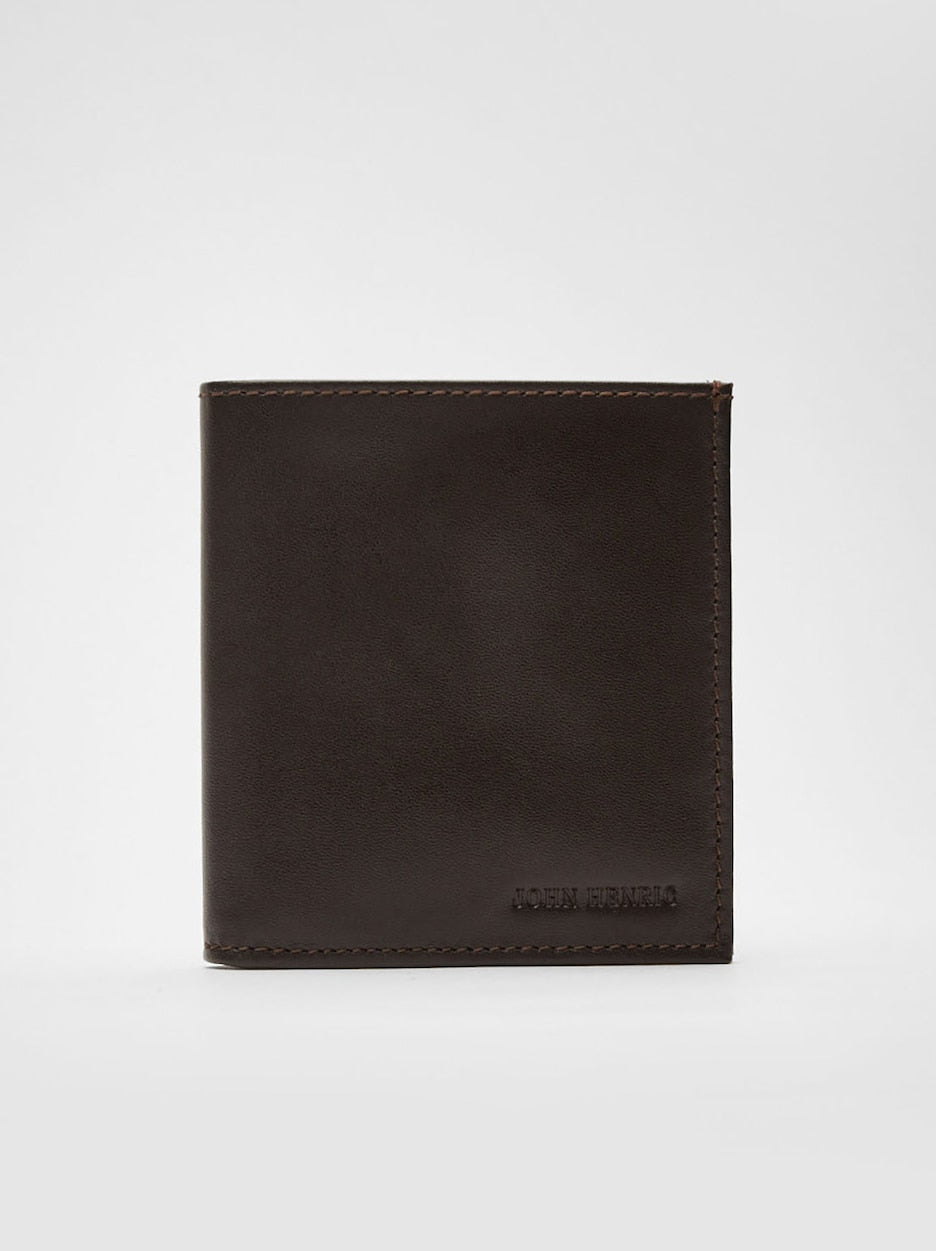 Wallet | Nevio | Brown Leather